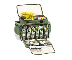 Cooler bag with ware set on 6 persons of HB 6520