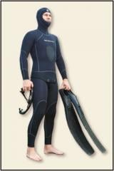 Diving suit for spearfishing of Aquadiscovery