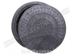 Polimerpeschany manhole Ukraine (R-119 code)
