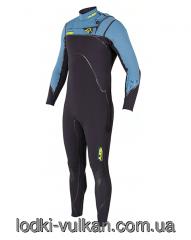 Diving suit man's long Impress Steamer Flex