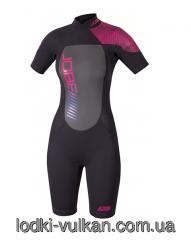 Diving suit female short Progress SH S-Flex 2,5;