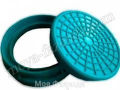 Well cover polymeric green (R-118 code)