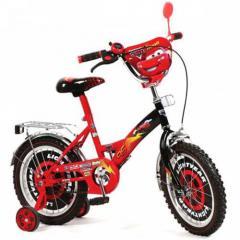 Детский велосипед mustang-14 Тачки