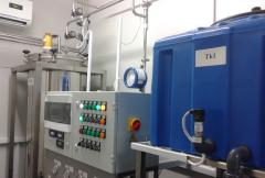 Оборудование для получения воды для гемодиализа