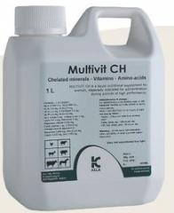 Препарат витаминный Мультивіт CH
