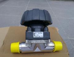 Клапан мембранный для воды очищенной и воды для инъекций