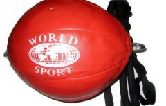 Боксерская груша на растяжках (World Sport)