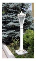 Garden lamp Classic