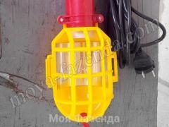 Lamp manual figurative Ukraine (R-117 code)