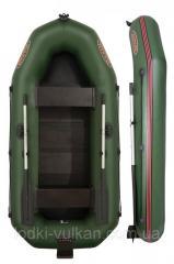 Двухместная надувная ПВХ лодка V280LSPT с