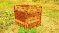Компостный ящик для дачи
