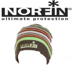 Шапка на флисовой подкладке Norfin Frost 302772-BR