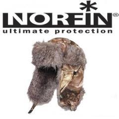 Шапка-ушанка Norfin Hunting Passion 750-P