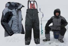 Suit man's winter Shimano XTreme Winter Suit