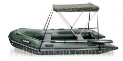 Tent on air boat of Bark 290 of cm and above