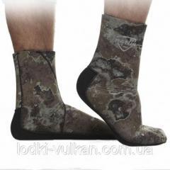 Marlin Anatomic GRN socks of 5 mm