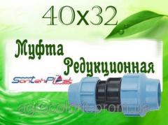 Муфта Редукционная 40х32