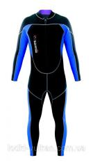 Diving suit of Mares Tritone 2012 of neoprene