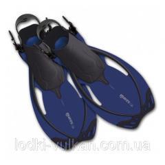Allegra flippers r the XL blue