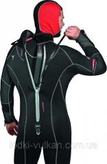 Diving suit long man's Mares 2nd Skin, size 6