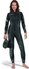 Diving suit for swimming of Mares Pioneer 5 of mm