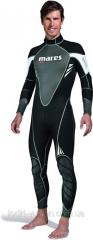 Diving suit for surfing of Mares Reef 3 of mm the