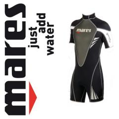 Diving suit for the water Mares Shorty Reef 2 5