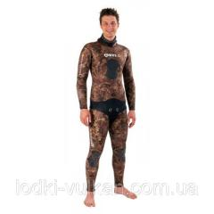 Diving suit for surfing of Mares Instinct Camo