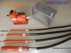 Immersion vibrators