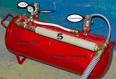 Penoizol, unipor, urea formaldehyde foam -