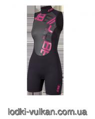 Diving suit female short Progress SH Chiller 2,0