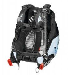 Vest - the compensator for scuba diving of