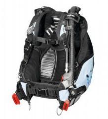 Vest - the compensator for diving of Pegasus MRS