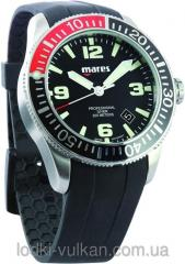 Hours of Mares Mission Watch for diving