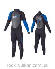 Diving suit children's long Jobe Progress