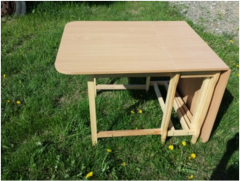 """Table """"Butterfly"""" a bottom - a"""