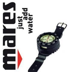 Compass wrist Mares for scuba diving