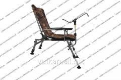 Carp chair fishing, karpovy, Kamo F5R ST cane
