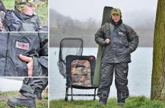 Suit waterproof Carp Zoom Thermo Suit to - 20C L