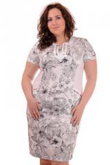 Платье женское из бенгалина №2