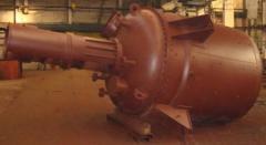 Аппарат (реактор) 6, 3 м. куб. нж