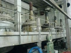 Аппарат (реактор) 3, 2 м. куб. нж