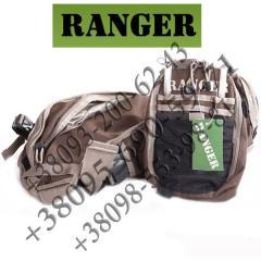 Bag bilateral Ranger BK-012
