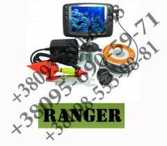 Video camera underwater Ranger for fishing of