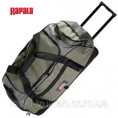 Bag for trips, set of departments of Rapala Roller