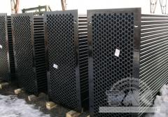 The tubular air heater VP steam boilers