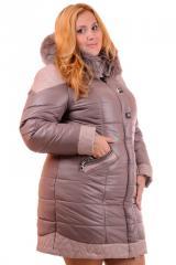Women's jacket M-146 Beige