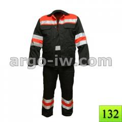Overalls working European standard