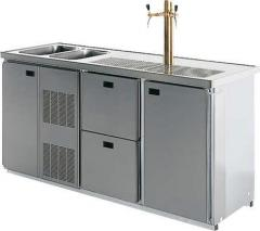 Refrigerating rack for OSLO drinks