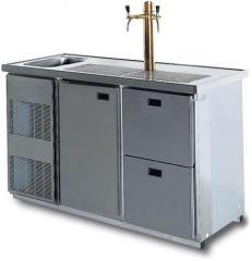 Refrigerating rack for BRÜSSEL drinks